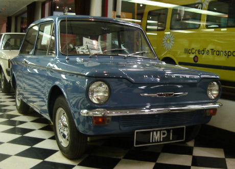 Imp1 at the Glasgow musuem