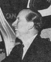 The Hon. Brian Rootes, Chairman of Rootes Motors (Overseas) Ltd.